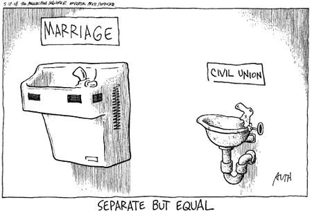 SeparateButEqual