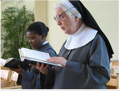 Sisters of St. Margaret, 2012. (convent website)
