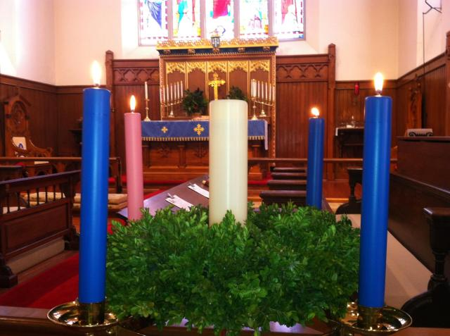 Christ Church + St. Michael's Parish, St. Michaels, Maryland. (William Thomas)