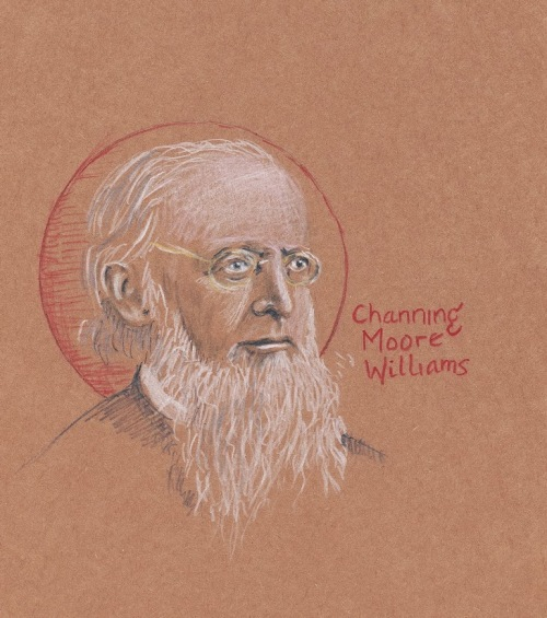 Bishop Williams grew up on a farm in Virginia and attended seminary there, then joined the many American missionaries in China. After two years he was sent to Japan, and by 1866 he was chosen bishop of both countries; imagine having that much territory. By 1868 he concentrated on Japan and was relieved of his duties in China by 1874, replaced by Samuel Isaac Joseph Schereschewsky (Oct. 14). He translated parts of the Prayer Book into Japanese and remained in the country long after he retired as bishop. (Tobias S. Haller)