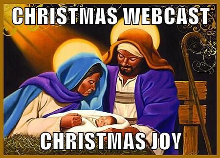 ChristmasWebcast