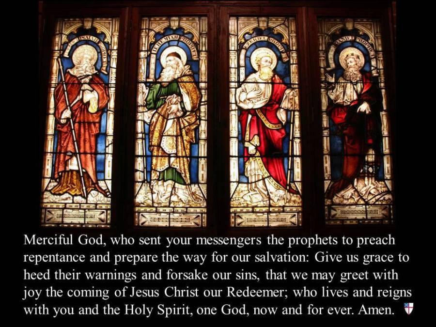 HeedThe Prophets'Warnings