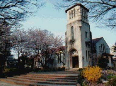 St. Matthias' Cathedral, Maebashi, Japan (parish website)