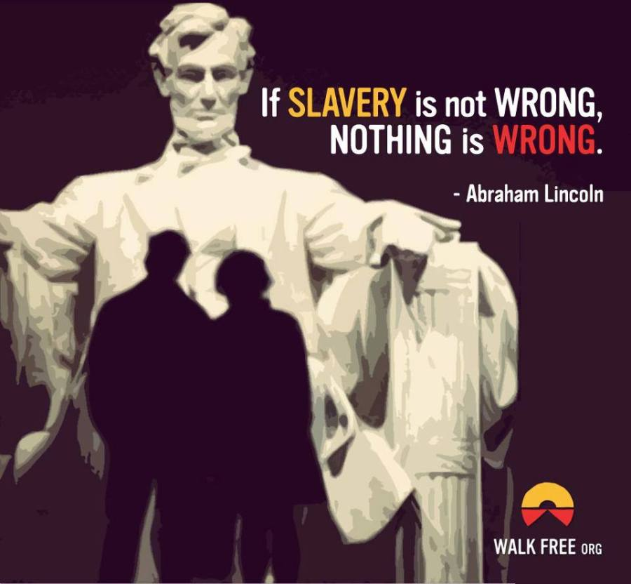 Slavery & Lincoln