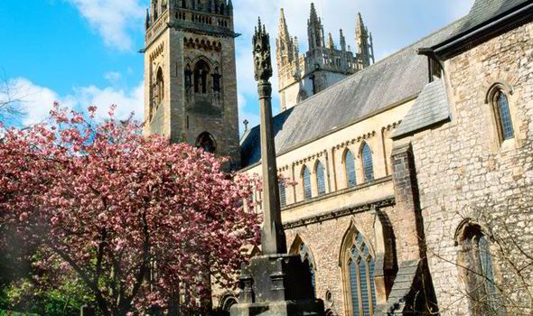 Llandaff Cathedral (The Daily Express)