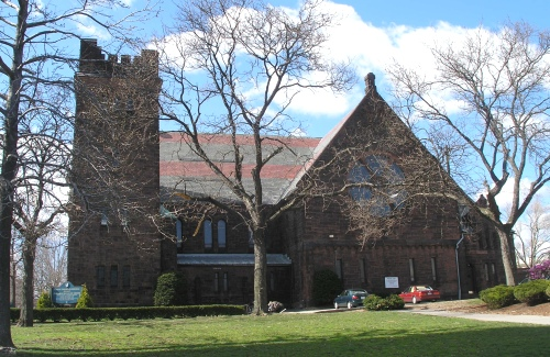 Christ Church Cathedral, Springfield, in the Diocese of Western Massachusetts. (historicalchurchbuildingsct.com)