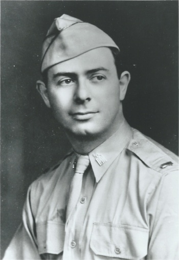Lt. Alexander Goode was born in Brooklyn, New York and raised in Washington, D.C. He graduated from the University of Cincinnati, Hebrew Union College and earned a doctorate at Johns Hopkins University, and served as rabbi in Marion, Indiana and York, Pennsylvania before being accepted as an Army chaplain. He died at 31, leaving behind his wife and daughter.