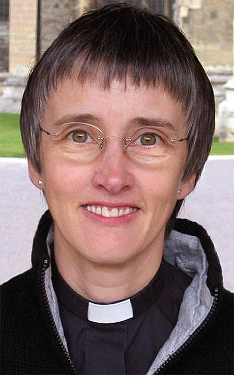 The Church of England has appointed its second woman bishop, again a suffragan, this time in the Diocese of Hull in the Province of York: the Rev. Canon Alison White, who happens also to be married to a bishop, Frank White, Assistant Bishop of Newcastle. They will be moving to Hull, and he will face a 150-mile commute. As if Sundays weren't hectic enough before this, now there will be two bishops in the family! (Press Association) #Women'sHistoryMonth