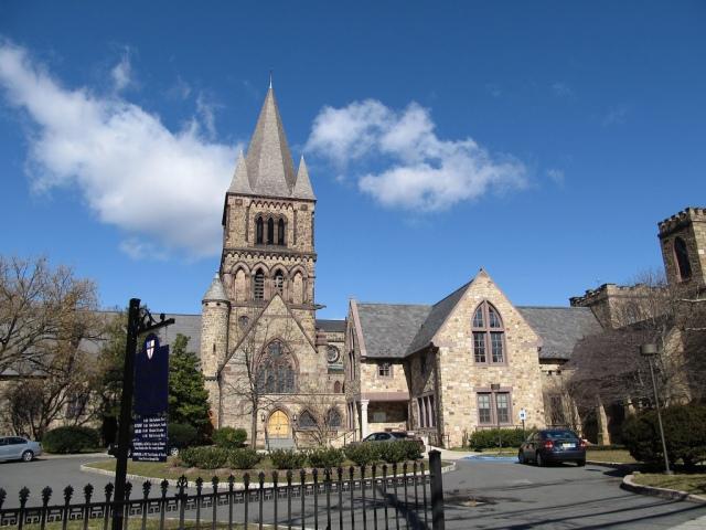 Trinity Church, Princeton, New Jersey. (Flickr)