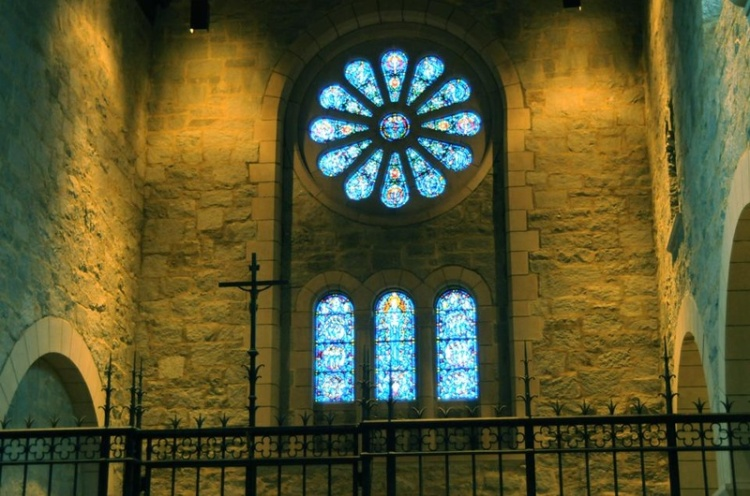 Chapel of the Society of St. John the Evangelist – the Cowley Fathers – in Cambridge, Massachusetts. (SSJE website)