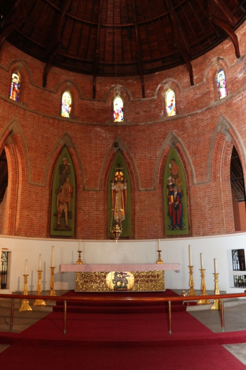 St. James' Cathedral, Townsville, in the Diocese of Northern Queensland. (cathedral website)