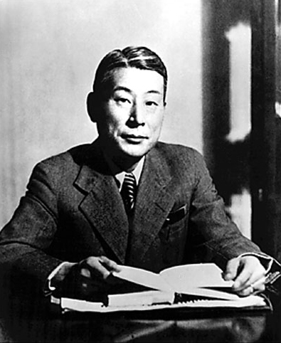 Chiune Sugihara, Japanese Consul to Lithuania, rescued thousands by providing false travel papers. This violated Japanese policy, so he was sacked and lived the rest of his life in disgrace. –>But he was Orthodox, he acted on his faith, and when he died Jesus couldn't wait to give him a hero's welcome. (Wikipedia)