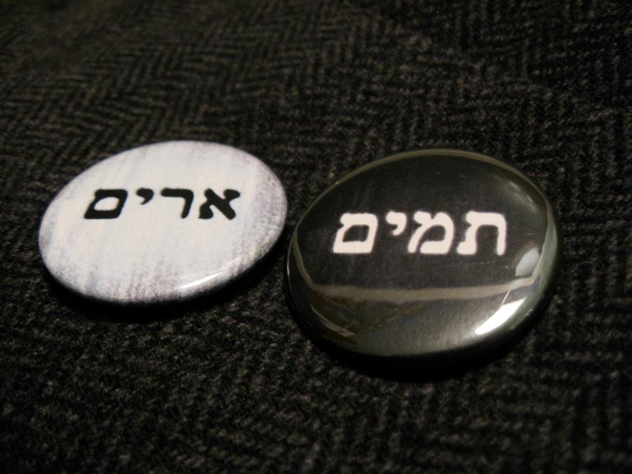Urim and Thummim, divining stones. (versebyverseministry.org)