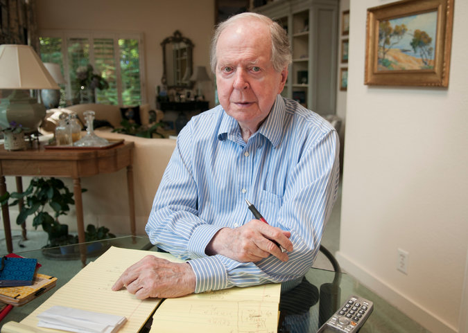 Robert Conquest has died, an Anglo-American poet and historian whose life's work included revealing the Ukrainian genocide of 1932-33, when Soviet dictator Joseph Stalin expropriated grain from peasant farmers to punish Ukraine for resisting his regime. The Holodomor, or state-sponsored terror-famine, killed at least 2.5 million – some estimates say 7.5 million or more – in Ukraine. Rare news photos show people dropped dead in the streets while others picked their way around them. Conquest's other books placed the Ukrainian genocide within a much wider, deeper context of Stalinist murder that cost 20 million lives. After the fall of the Soviet Union, Russian scholars published excerpts of his works as well as documents proving nearly everything he wrote. (Linda A. Cicero/Stanford University News Service)