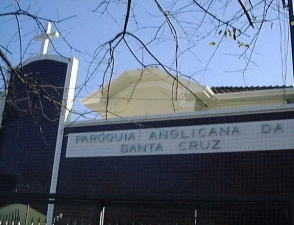 Santa Cruz Parish, Sao Paulo, has Sunday services in Portugese and Japanese. (diocesan photo)