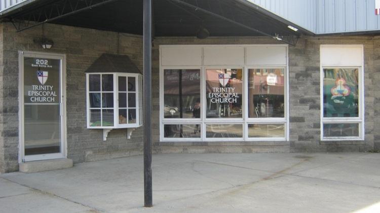 Trinity Church, Watertown, South Dakota (diocesan website)