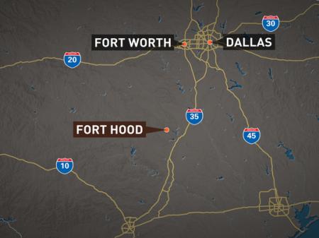 Fort-Hood-Map
