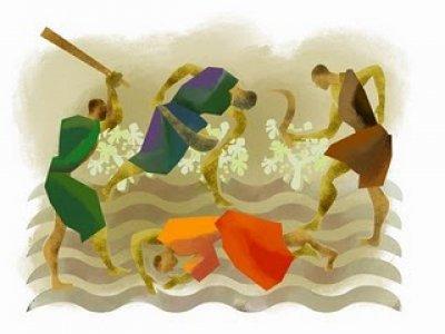 Parable of the Vineyard and Tenants. (oficiodiario.org)