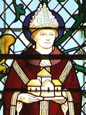 Abbot Wolfstan became Bishop of Worcester four years prior to William the Conqueror's invasion of England, and overcame the new king's disdain when he professed obedience on canonical grounds to the new Archbishop of Canterbury Lanfranc. So Wulfstan kept his see, lived another 30 years and presided over the transition from an Anglo-Saxon church to an Anglo-French one.