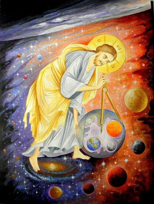 For the beauty of the Earth: Christ and the Solar System. (Coptic Orthodox Church Fathers)
