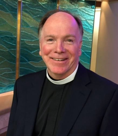 The Rev. Douglas Sparks, onetime Dean of Wellington Cathedral in New Zealand, was elected the eighth Bishop of Northern Indiana last weekend. He is American-born and currently serves as rector of St. Luke's, Rochester, Minnesota. Northern Indiana is a small, closek-knit, conservative and Anglo-Catholic diocese headquartered in South Bend. (diocesan photo)