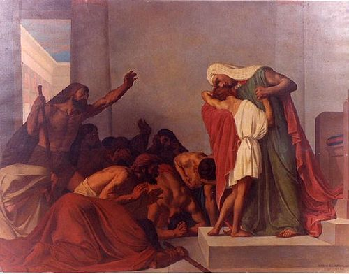 Leon Bourgeois, 1863: Joseph Recognized by His Brothers