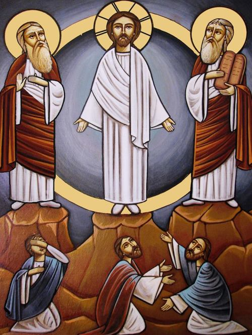 Transfiguration (Coptic Fathers)
