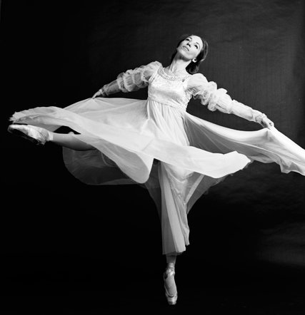 Yvonne Chouteau has died, a star with the Ballet Russe de Monte Carlo who was known as one of five American Indian ballerinas of Oklahoma. She was part French and Shawnee-Cherokee. In later years she founded the School of Dance at the University of Oklahoma and a company that became the Oklahoma City Ballet. (Jack Mitchell)