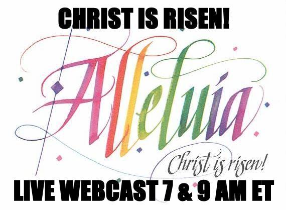 Easter Webcast