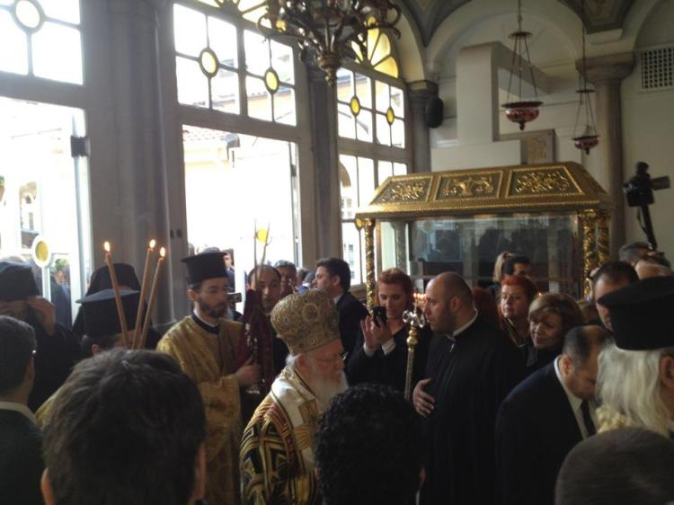 Good Friday, Constantinople, 2012 (Erdinc Aycan)