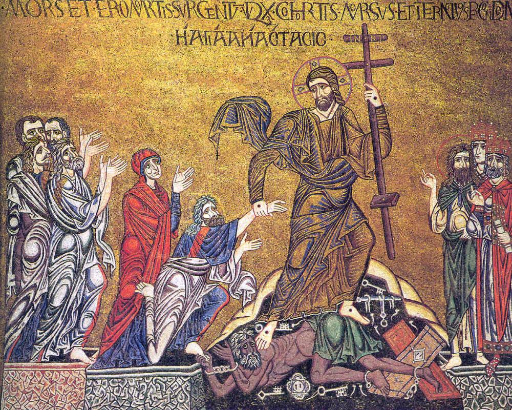 Christ's Descent into Hell (The Sacred Page)