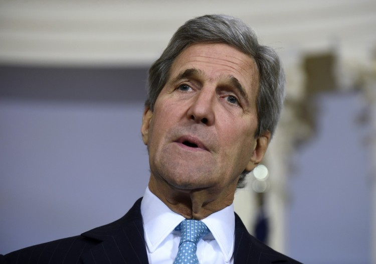 Spurred by a Congressional resolution, U.S. Secretary of State John Kerry declared Thursday that the so-called Islamic State is committing genocide against Christians, Shiites, Yazidis and other groups in Iraq and Syria. It is only the second time in history the USA has made such a finding while a murder campaign is underway (the first was Darfur in 2004), but experts said it does not compel additional actions from the U.S. government. (Susan Walsh/Associated Press)