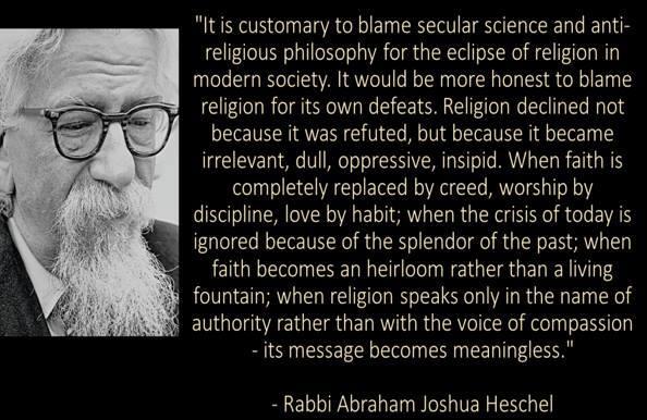 Rabbi Heschel