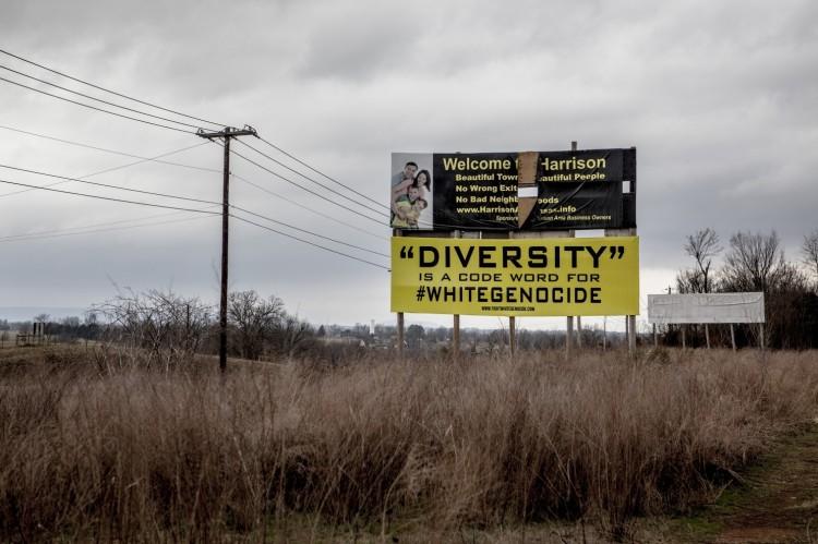Harrison, Arkansas, February 2016. (Andrea Morales/Washington Post)