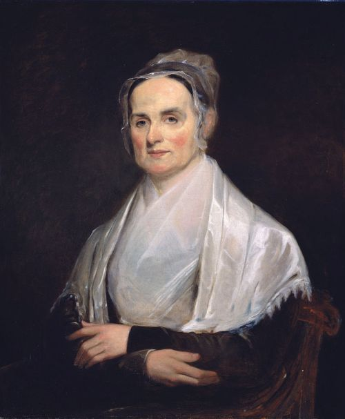 The last in our series on U.S. currency reform, adding women and African-Americans whose images are to be placed on dollar-denominated bills, is Lucretia Mott, a Quaker abolitionist and feminist who helped write the Declaration of Sentiments approved by the Seneca Falls (N.Y.) Convention on women's rights in 1848. Interestingly, Christina Rossetti was ambivalent about women voting, but agreed with Mott on the abolition of slavery. (Joseph Kyle, 1841, Smithsonian National Portrait Gallery)