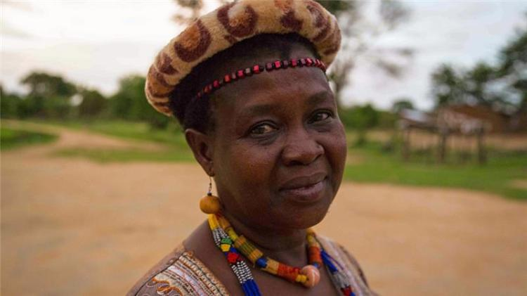 Malawi Chief Theresa Kachindamoto, who was the youngest of 12 born into a royal family and never expected to be elected Head Chief, has made it her mission to end child marriages involving girls as young as 12. She has terminated 850 of them so far, and threatened to fire her subsidiary chiefs if they don't do the same. Impoverished families have traditionally married off young girls so they don't have to feed them – which continues the cycle of poverty, as the girls end up without education or the ability to earn a living. Chief Theresa was an office worker in a nearby city when she received the call to return to her village. (Hannah McNeish/Al Jazeera)