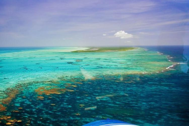 For the beauty of the Earth: Anegada Horseshoe Reef, British Virgin Islands.