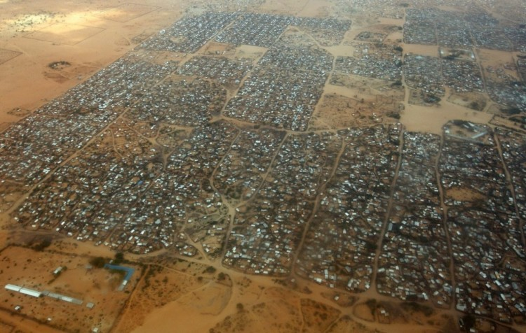 Kenya has announced plans to close all refugee camps, including the world's largest at Dadaab, above, displacing 600,000 Somalis and South Sudanese, ostensibly out of concern that some Al-Shabaab terrorists live among the refugees, a claim denounced by Human Rights Watch. This is at least the fourth time Kenya has made the threat; previous announcements have resulted in international donations to keep the camps open. But this time the Kenyan government has shut down its refugee department and said it will accept no more arrivals. (Oli Scarff/Getty Images)