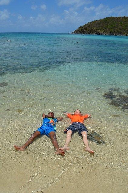 For Joy in God's Creation, Kids' Edition: Virgin Islands National Park, USA. (Kimberly Hall)