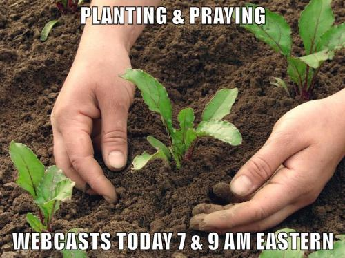 Spring Planting Webcasts