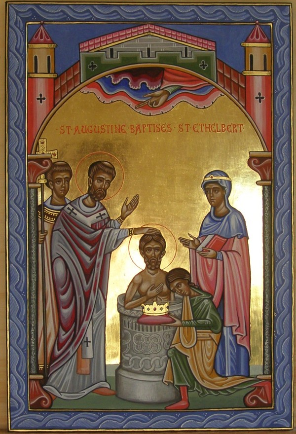 Morning Prayer 5 27 16 Bertha Amp Ethelbert Queen Amp King
