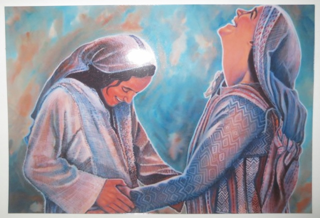 Evening Prayer 5 31 16 Visitation Of Mary The Daily Office