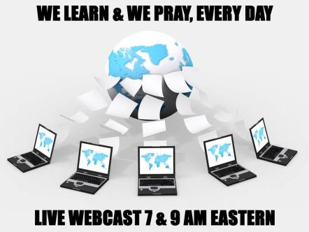 Learn & Pray Webcast