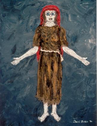 Daniel Botkin: Miriam the Leper