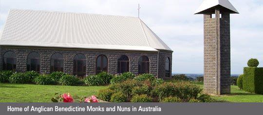 St. Mark's Abbey, Camperdown, Victoria, Australia (abbey website)