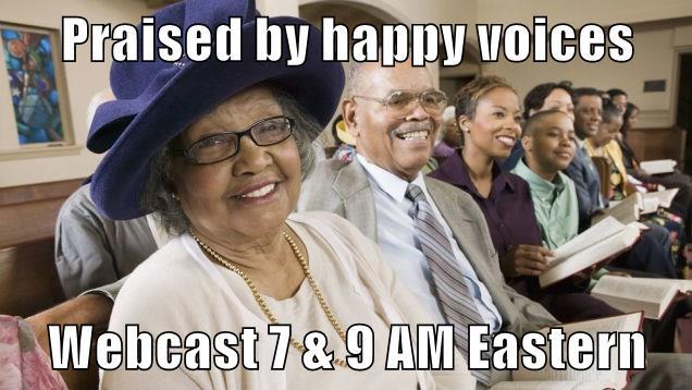 Webcast Black Family
