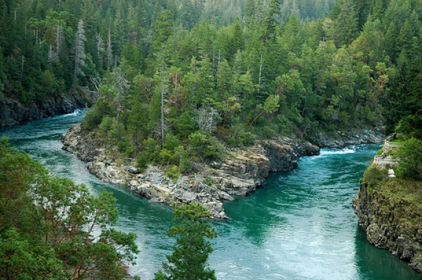 Klamath River, Oregon (Indiancountrytoday)