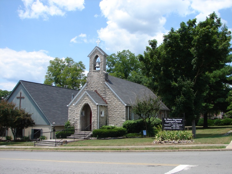 Church of St. Mary Magdalene, Fayetteville, Tennessee (fayettevilletn.com)