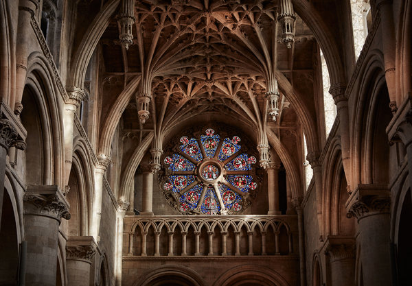 Christ Church Cathedral, Oxford (Andy Haslam/The New York Times)