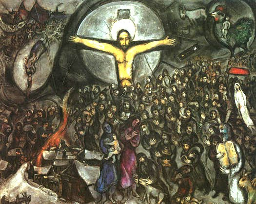"""The mystery of redemption: """"I will draw all persons to myself."""" (concordiakoinonia.com)"""